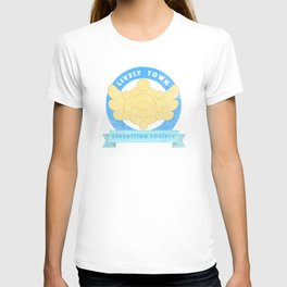 Lively Town Expedition Society T-shirt