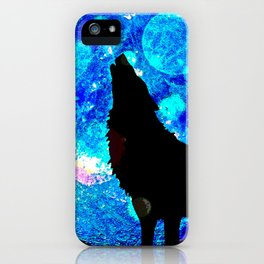 Wolf #1 iPhone Case