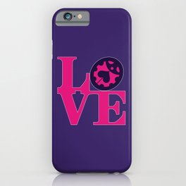 Love GioGio - Jojo Part 5 iPhone Case