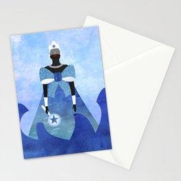 Iemanjá Aquarela Stationery Cards