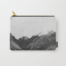 THE MOUNTAINS VII / Bavarian Alps Carry-All Pouch