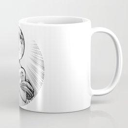 Moonhead Coffee Mug
