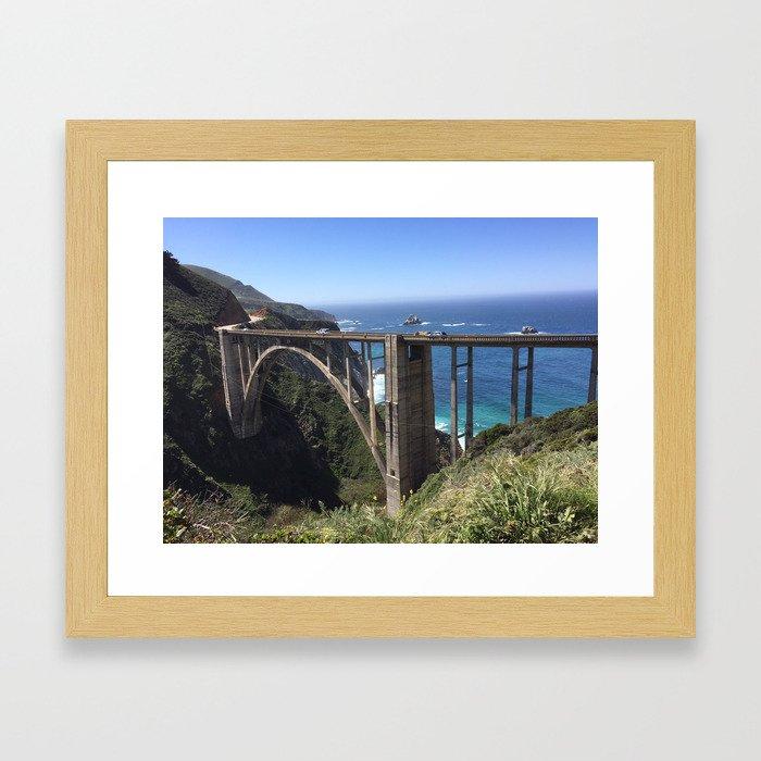 Bixby Framed Art Print