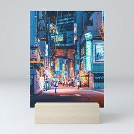 Tokyo Night Mini Art Print