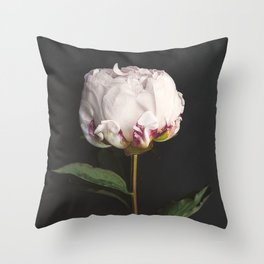 Peony - simply perfect Throw Pillow
