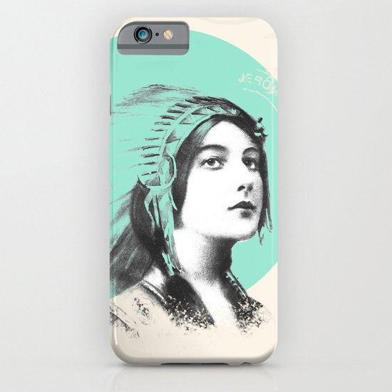 The Adventurer  iPhone & iPod Case
