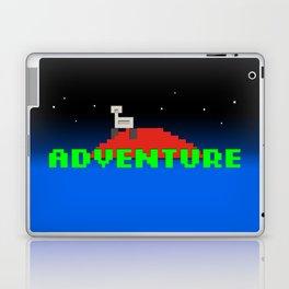 8-Bit Adventure On Mars Laptop & iPad Skin