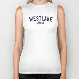 Westlake Park Biker Tank