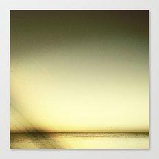 Bay Abstract Canvas Print
