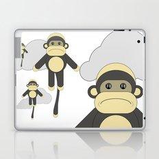 SOCK MONKEY Laptop & iPad Skin