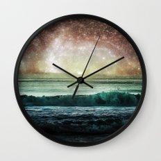 Event Horizon Wall Clock