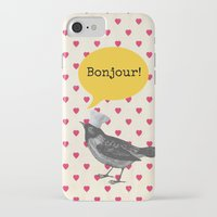 bonjour iPhone & iPod Cases featuring Bonjour! by Sreetama Ray