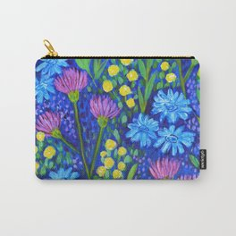 Growing Wild Carry-All Pouch