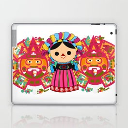 Maria 3 (Mexican Doll) Laptop & iPad Skin