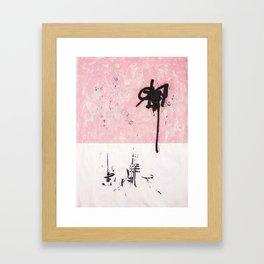 The Great Disruptor Framed Art Print