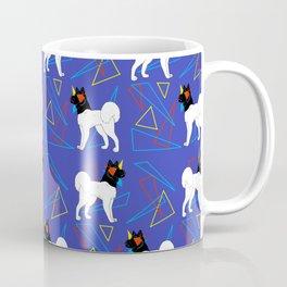Primary Dogs - Akita Coffee Mug