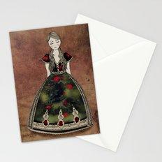 La Señora de las Flores Stationery Cards