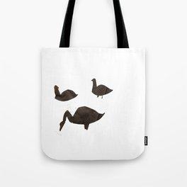Swan Print I Tote Bag