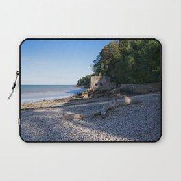 Elberry Cove - Agatha Christie's Favourite Bathing Spot Laptop Sleeve