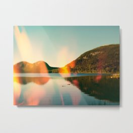 Lake Effect Metal Print