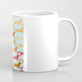 Blue Whale & Red Fox Coffee Mug
