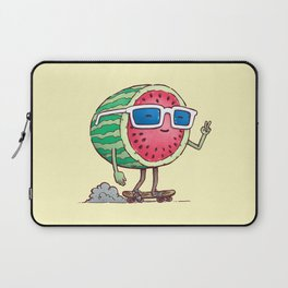 Watermelon Skater Laptop Sleeve