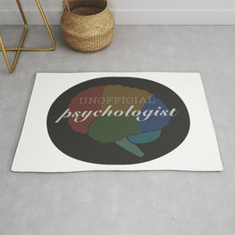 Unofficial Psychologist  Rug