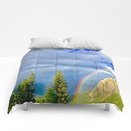 Canadian Rocky Rainbow Comforters