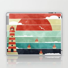 Coming Home. Laptop & iPad Skin