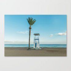 BEACH DAYS XXIX Canvas Print