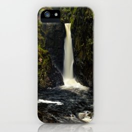 Stanley Ghyll Force iPhone Case