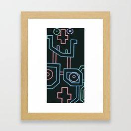 the. rite. stuff. Framed Art Print