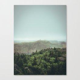 Signal Hill II Canvas Print