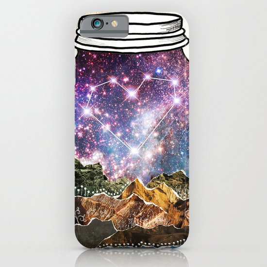 Love Can Move Mountains iPhone & iPod Case