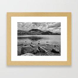 Ennerdale Water Framed Art Print