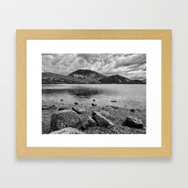 Ennerdale Water Framed Art Print