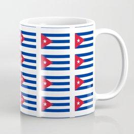 Flag of Cuba 2 -cuban,havana, guevara,che,castro,tropical,central america,spanish,latine Coffee Mug
