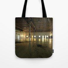 Factory Floor Tote Bag