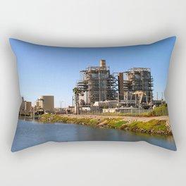 Power Station Rectangular Pillow