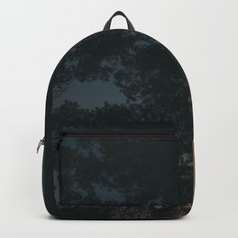 Falling in love with the sunset Backpack
