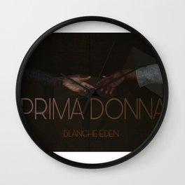 PRIMA DONNA Wall Clock