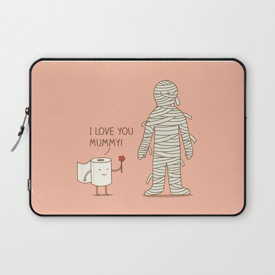 I love mummy Laptop Sleeve