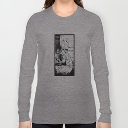Trigger - Acoustic Guitar - Willie Nelson Long Sleeve T-shirt