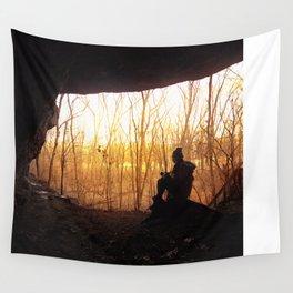 Seek the Sun Wall Tapestry