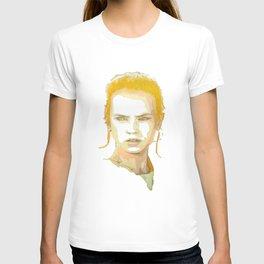 Rey (The Force Awakens) T-shirt
