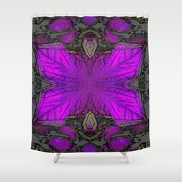 Theme and Variation Shower Curtain
