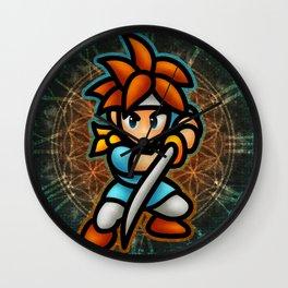 Crono Wall Clock