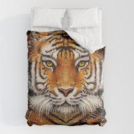 Tiger Profile Comforters