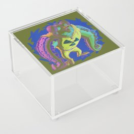 Wut Radyashun? Acrylic Box