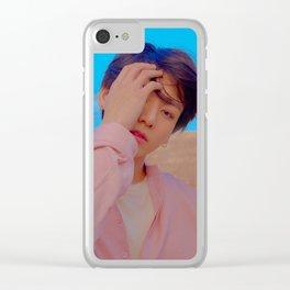 Jungkook / Jeon Jung Kook - BTS Clear iPhone Case